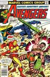 Cover for The Avengers (Marvel, 1963 series) #163 [30¢ Cover Price]