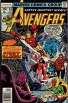 Cover Thumbnail for The Avengers (1963 series) #168 [Regular Edition]