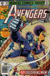 Cover Thumbnail for The Avengers (1963 series) #184 [Newsstand Edition]