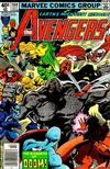 Cover Thumbnail for The Avengers (1963 series) #188 [Newsstand Edition]
