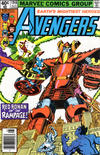 Cover Thumbnail for The Avengers (1963 series) #198 [Newsstand Edition]