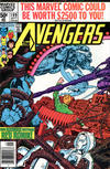 Cover Thumbnail for The Avengers (1963 series) #199 [Newsstand Edition]
