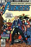 Cover Thumbnail for The Avengers (1963 series) #201 [Newsstand Edition]
