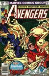 Cover Thumbnail for The Avengers (1963 series) #203 [Newsstand Edition]