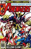 Cover Thumbnail for The Avengers (1963 series) #204 [Newsstand Edition]