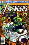 Cover Thumbnail for The Avengers (1963 series) #205 [Newsstand Edition]