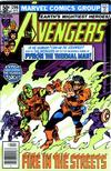 Cover Thumbnail for The Avengers (1963 series) #206 [Newsstand Edition]