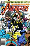 Cover Thumbnail for The Avengers (1963 series) #211 [Newsstand Edition]