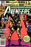 Cover Thumbnail for The Avengers (1963 series) #213 [Newsstand Edition]