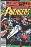 Cover Thumbnail for The Avengers (1963 series) #215 [Newsstand Edition]