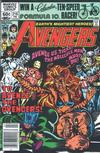 Cover Thumbnail for The Avengers (1963 series) #216 [Newsstand Edition]