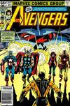 Cover Thumbnail for The Avengers (1963 series) #217 [Newsstand Edition]