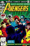 Cover for The Avengers (Marvel, 1963 series) #218 [Direct Edition]