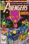 Cover for The Avengers (Marvel, 1963 series) #219 [Direct Edition]