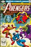 Cover for The Avengers (Marvel, 1963 series) #220 [Direct Edition]