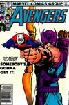 Cover Thumbnail for The Avengers (1963 series) #223 [Newsstand Edition]