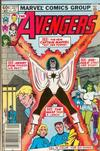 Cover Thumbnail for The Avengers (1963 series) #227 [Newsstand]