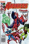 Cover Thumbnail for The Avengers (1963 series) #236 [Newsstand]