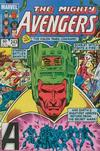 Cover for The Avengers (Marvel, 1963 series) #243 [Direct Edition]
