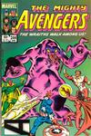 Cover Thumbnail for The Avengers (1963 series) #244 [Direct Edition]