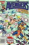 Cover Thumbnail for The Avengers (1963 series) #272 [Newsstand]