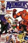 Cover Thumbnail for The Avengers (1963 series) #274 [Newsstand Edition]