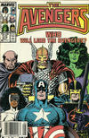 Cover Thumbnail for The Avengers (1963 series) #279 [Newsstand Edition]
