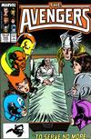 Cover for The Avengers (Marvel, 1963 series) #280 [Direct]