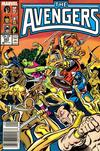 Cover Thumbnail for The Avengers (1963 series) #283 [Newsstand Edition]