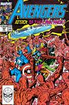 Cover for The Avengers (Marvel, 1963 series) #305 [Direct]