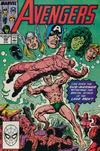Cover for The Avengers (Marvel, 1963 series) #306 [Direct]