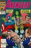 Cover for The Avengers (Marvel, 1963 series) #308 [Direct]