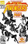 Cover for The Avengers (Marvel, 1963 series) #347 [Direct]