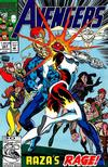 Cover for The Avengers (Marvel, 1963 series) #351 [Direct Edition]