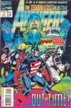 Cover for Avengers: The Terminatrix Objective (Marvel, 1993 series) #1 [Direct Edition]