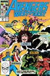 Cover for Avengers West Coast (Marvel, 1989 series) #49 [Direct]