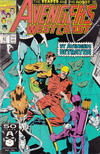 Cover for Avengers West Coast (Marvel, 1989 series) #67 [Direct]