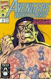Cover Thumbnail for Avengers West Coast (1989 series) #72 [Direct Edition]