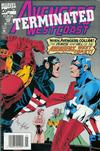 Cover Thumbnail for Avengers West Coast (1989 series) #102 [Newsstand]