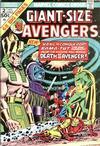 Cover for Giant-Size Avengers (Marvel, 1974 series) #2