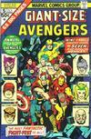 Cover for Giant-Size Avengers (Marvel, 1974 series) #5
