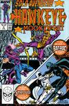 Cover for Solo Avengers (Marvel, 1987 series) #3