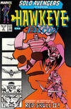Cover for Solo Avengers (Marvel, 1987 series) #6