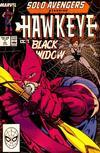 Cover for Solo Avengers (Marvel, 1987 series) #7