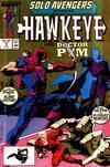 Cover for Solo Avengers (Marvel, 1987 series) #8