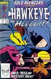 Cover for Solo Avengers (Marvel, 1987 series) #9