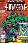 Cover for Solo Avengers (Marvel, 1987 series) #12
