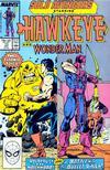 Cover for Solo Avengers (Marvel, 1987 series) #13