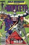 Cover for Solo Avengers (Marvel, 1987 series) #15 [Newsstand]