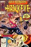 Cover for Solo Avengers (Marvel, 1987 series) #18